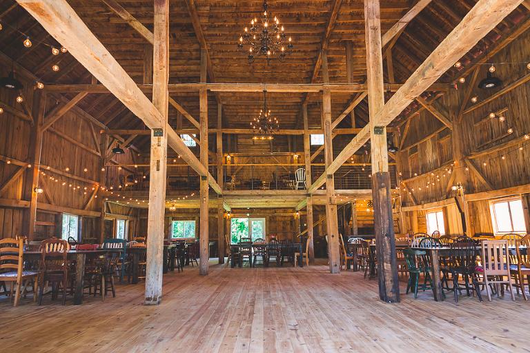 Meadow Ridge Farm | Maine Barn Wedding Venue in Winterport ...